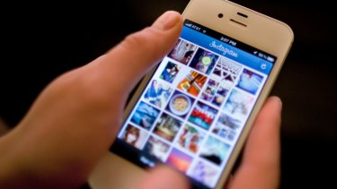 Social media plays a big part in teens' lives.