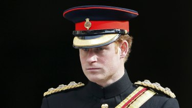 Prince Harry will quit the military after 10 years of full-time service.