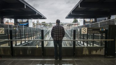McKinnon Station reopened Monday after getting a makeover.