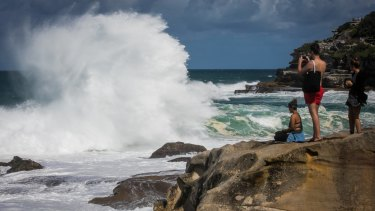 Powerful surf conditions will continue to batter most of the NSW coast.