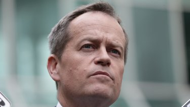 """It is not right that Australian businesses, big and small, shoulder an unfair share of the taxation burden, while highly profitable companies  make only a minimal contribution,"" says Bill Shorten."