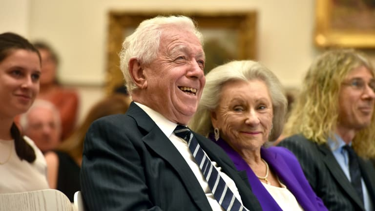 """""""It has been my privilege to have led Westfield in Australia since it was established in 1960, and Scentre Group, which continues the legacy of the Westfield brand,"""" Frank Lowy said on Friday."""