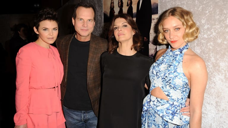 Actors Ginnifer Goodwin, Bill Paxton, Jeanne Tripplehorn, and Chloe Sevigny starred in the popular HBO series <i>Big Love </i> which focused on polyamorous relationships.