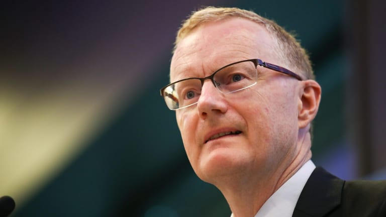 Philip Lowe, governor of the Reserve Bank of Australia. It seems our central bank, like others, is still struggling to nail down the issues behind the issue.