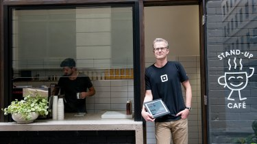 Square Australia managing director Ben Pfisterer says increased competition in the payments space is a good thing.
