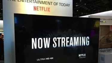 Netflix will break Australia's Ultra HD drought, with 4K media players still in the wings.