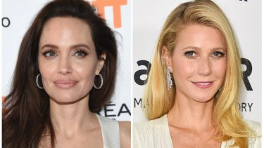 Actresses Angelina Jolie and Gwyneth Paltrow both allege they were sexually harassed by Harvey Weinstein.