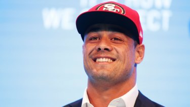 Jarryd Hayne has apologised for tweets suggesting the Jews killed Jesus.