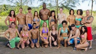 Previous contestants on <i>Survivor.</i>