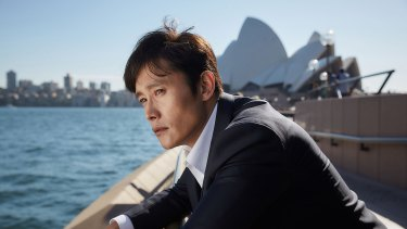 The South Korean film shot in Sydney, once the neighbours
