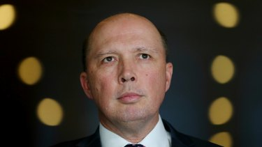 Immigration Minister Peter Dutton is staring down a GetUp campaign to oust him from his Queensland seat of Dickson at the next election.