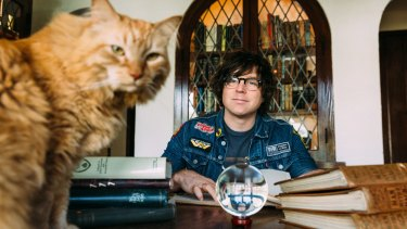 Ryan Adams played for almost three hours in Brisbane on Tuesday night.