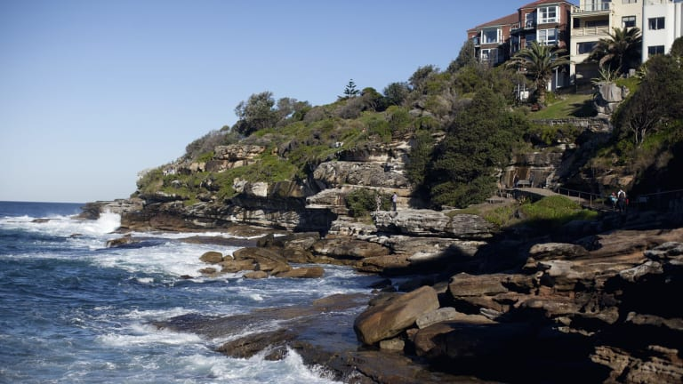 The coastline of Marks Park, south of Bondi, was a well-known gay beat from the '70s to the '90s.