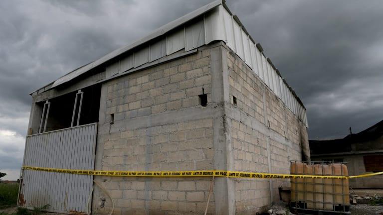 mexican drug lord el chapo u0026 39 s prison escape tunnel an