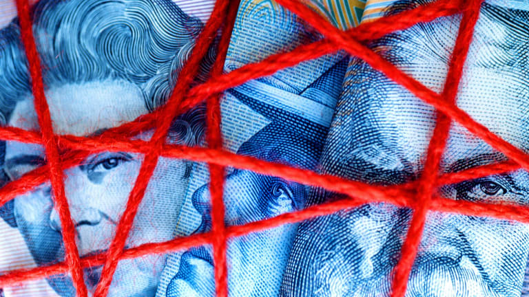 These days there's a lot of red tape in the financial planning industry.