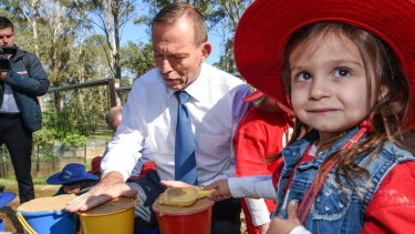 There are plenty of reasons for Tony Abbott to hold fire and play a longer game.