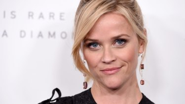 Actress Reese Witherspoon: ''Time's up on abuse, harassment, marginalisation and under-representation.''