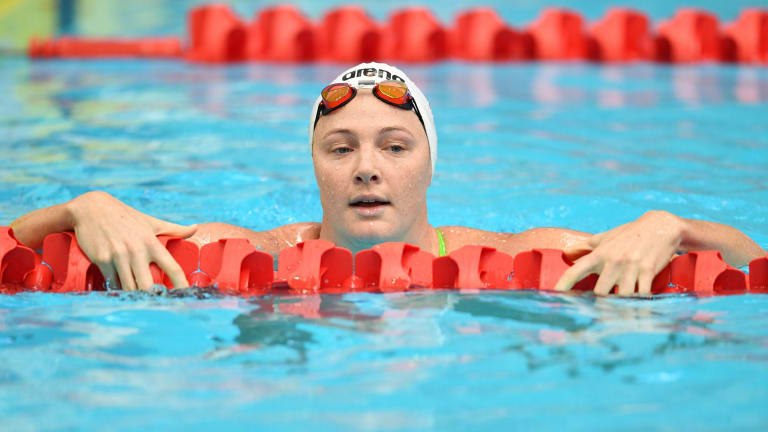 Swimmer Cate Campbell's whole life revolved around her sport.