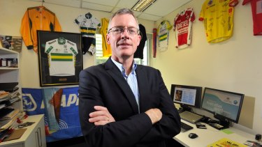After almost 21 years at the AIS, sport scientist David Martin is leaving to join the Philadelphia 76ers in the NBA.