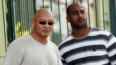 Andrew Chan and Myuran Sukumaran won't face the firing squad alone on Nusakambangan.