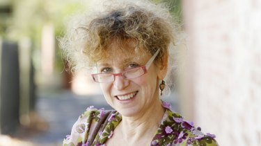 Doctor and author Leah Kaminsky.