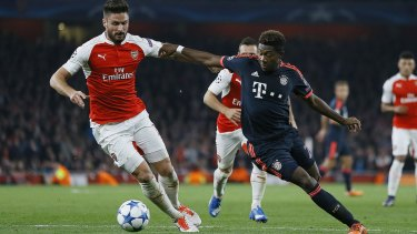 """Bayern Munich's decisive victory over Arsenal in the Champions League may be an """"indictment of the value"""" of the English Premier League, the News Corp boss argues."""