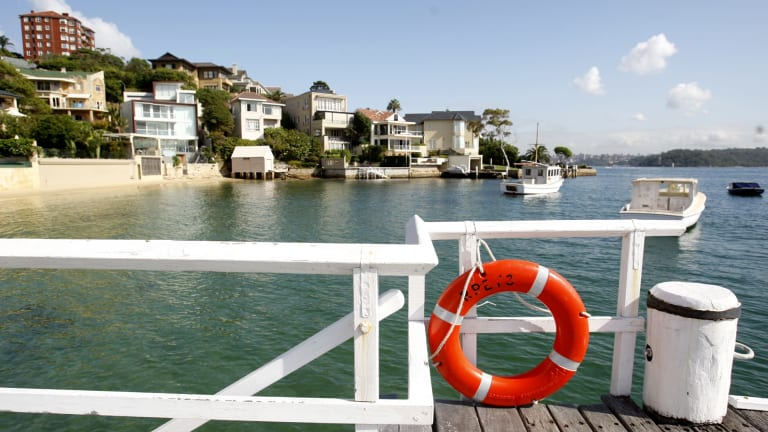 Most of the rise in wealth over the past year has been in the value of assets, mainly the family home, after a property boom centred on Sydney and Melbourne.