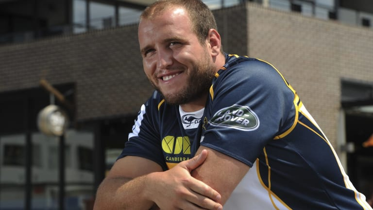 Ben Alexander says the Brumbies' focus will be on beating the Crusaders rather than a four-try bonus point.