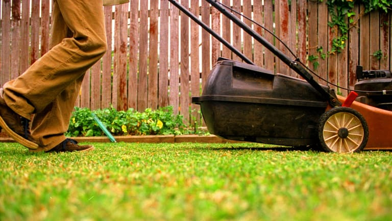 There is money to be saved by renegotiating your mortgage, so don't let the grass grow under your feet.