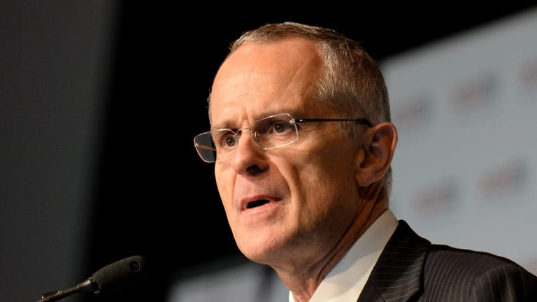 ACCC chairman Rod Sims. ACCC has taken Apple to the Federal Court.