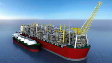 Dismal oil and LNG markets have forced Shell to tone down its floating LNG ambitions.