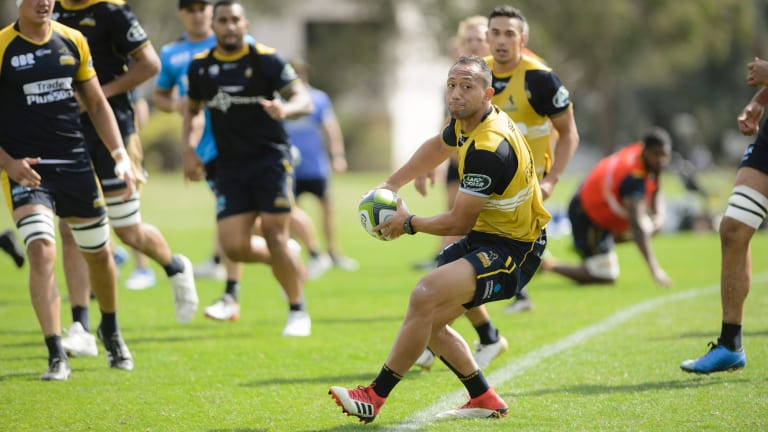 ACT Brumbies skipper Christian Lealiifano backed coach Dan McKellar wielding the axe for the Sharks.