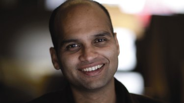 Aravind Adiga previously won the Man Booker Prize for <i>The White Tiger</i>.