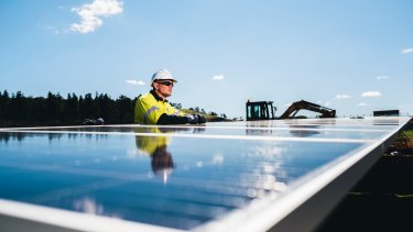 Urth Energy, a specialty solar energy retailer, has collapsed.