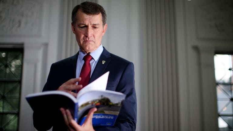 Lord Mayor Graham Quirk says he is confident he can deliver his Brisbane Metro plan on budget.