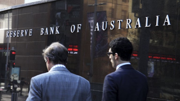 """The RBA noted that the outlook for household consumption was a """"continuing source of uncertainty""""."""