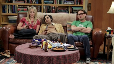 The cast of <i>The Big Bang Theory</i> have been raking in over $US1 million per episode since 2014.