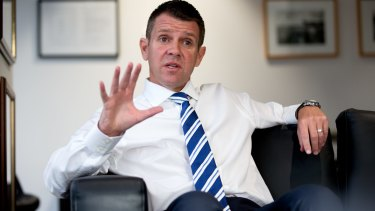 NSW Premier Mike Baird has declined to offer his support for the Politicians' Pledge.