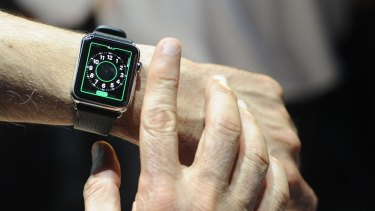 The Apple Watch and others could cause drivers to become distracted, a lawsuit argues.