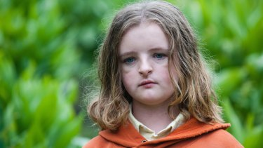 """Milly Shapiro in a scene from """"Hereditary"""""""