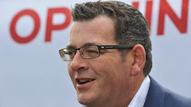Premier Daniel Andrews: Due to make further announcements on assisted dying in Victoria.