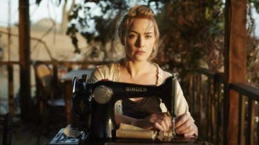 Even with top-billing actor Kate Winslet on board, it was a struggle to get funding to make <i>The Dressmaker.</i>