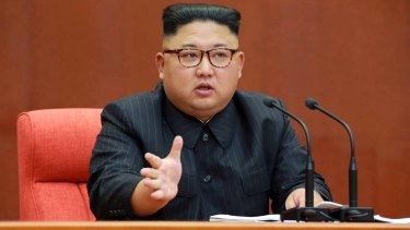 There had been rumours that Kim Jong-nam could replace Kim Jong-un as the head of North Korea.