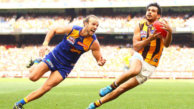 Only Hawthorn and West Coast  averaged more than 100 points last season.