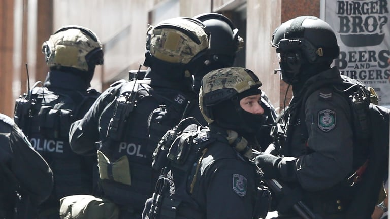 Australia's federal government spends an estimated $1.2 billion a year on counterterrorism.