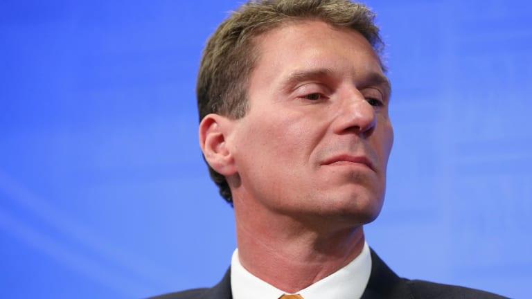 Liberal senator Cory Bernardi.