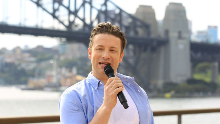 """The UK has announced it will introduce a sugary drinks tax from 2018, prompting a message from Jamie Oliver to """"pull your finger out, Australia""""."""