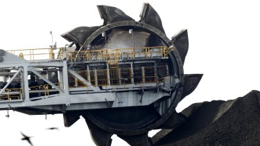 Coal's investment appeal is on the wane.