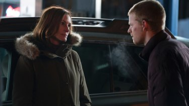 Julia Roberts is very good in  Ben is Back but the performance of Lucas Hedges as her son is one of the film's biggest assets.