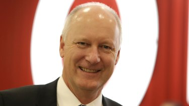 Outgoing Wesfarmers chief Richard Goyder has delivered the group's best profit growth since 2009.